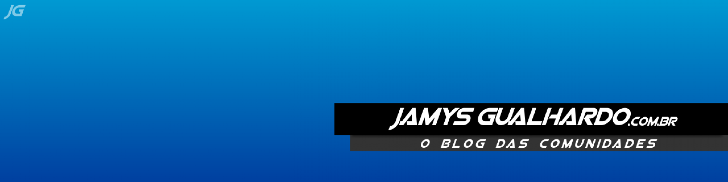 Blog do Jamys Gualhardo